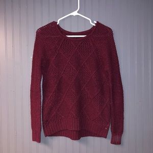 Women's American eagle sweater small
